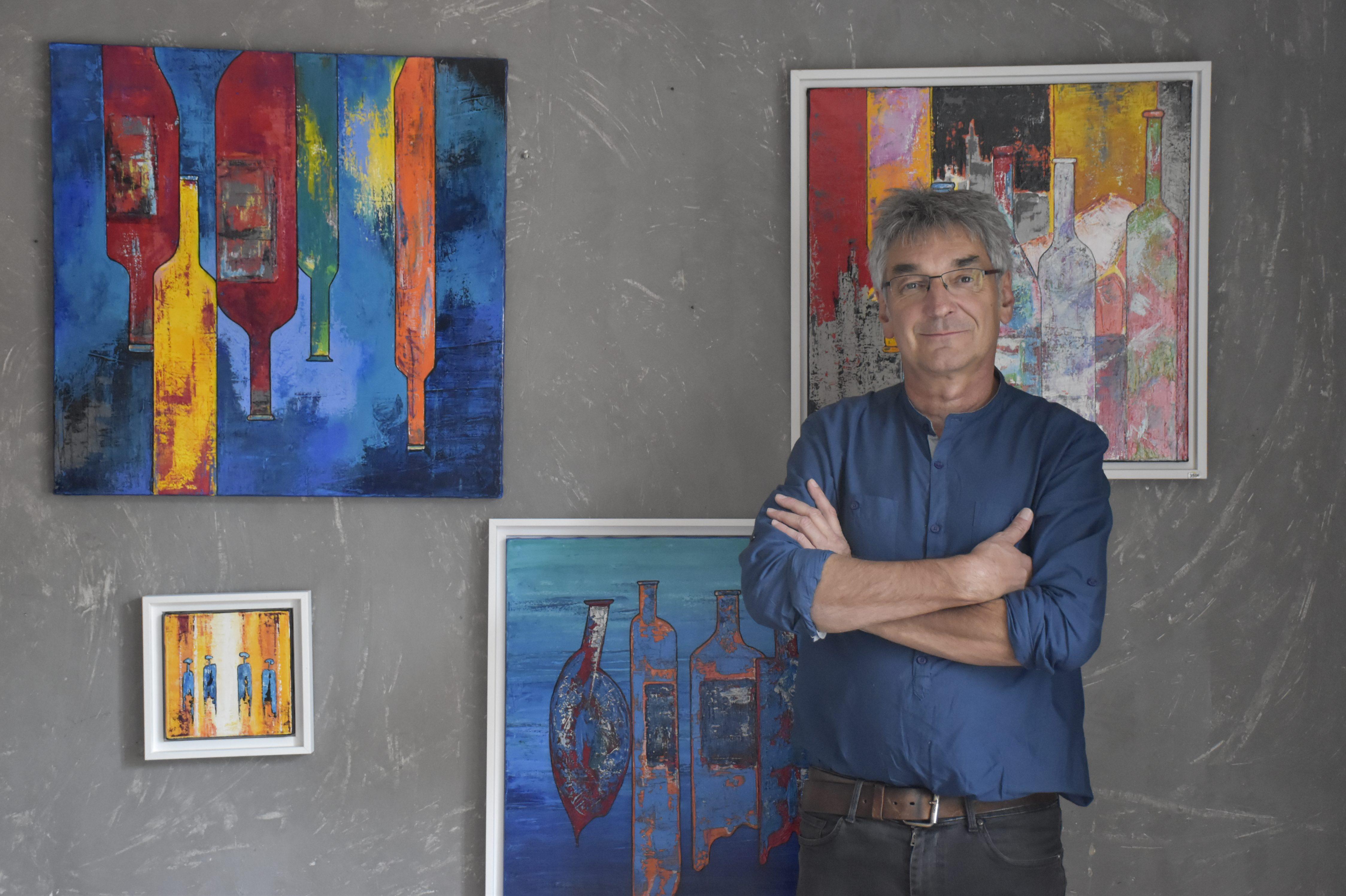 Patrick BOULEAU artiste peintre